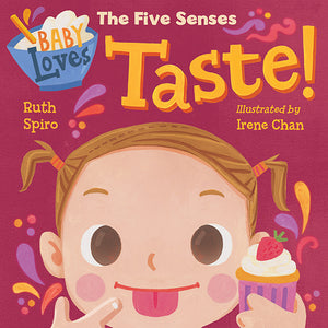 Baby Loves Taste! book cover