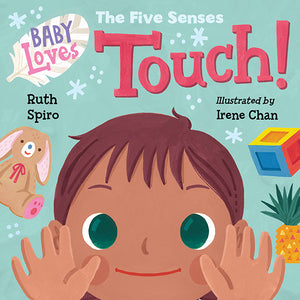 Baby Loves Touch! book cover