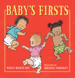 Baby's Firsts book cover