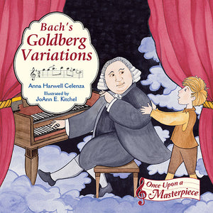 Bach's Goldberg Variations book cover