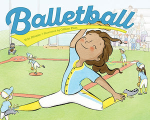 Balletball book cover