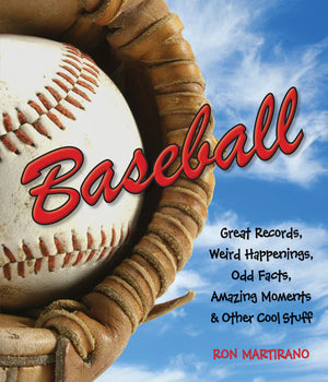 Baseball book cover image
