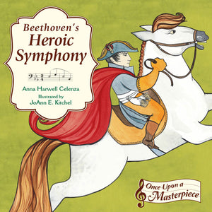 Beethoven's Heroic Symphony book cover