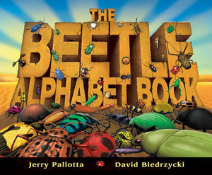 The Beetle Alphabet Book cover