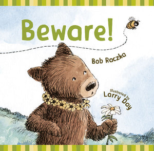 Beware! book cover