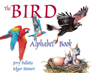 The Bird Alphabet Book cover image