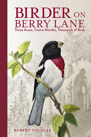 Birder on Berry Lane book cover