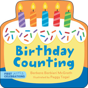Birthday Counting book cover
