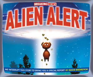 Breaking News: Alien Alert book cover