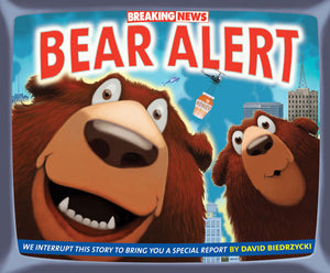 Breaking News: Bear Alert book cover