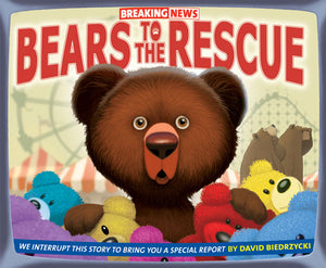 Breaking News: Bears to the Rescue book cover