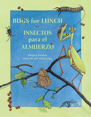 Bugs for Lunch/Insectos para el almuerzo book cover