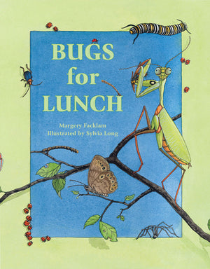 Bugs for Lunch book cover