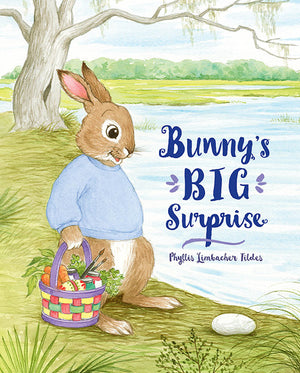 Bunny's Big Surprise book cover