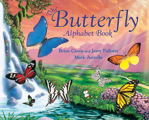 The Butterfly Alphabet Book cover image