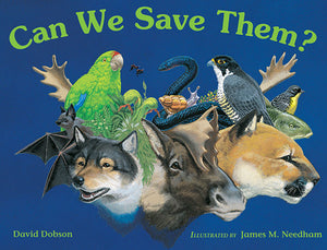 Can We Save Them? book cover image