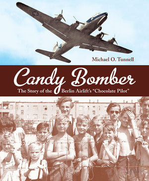 Candy Bomber book cover