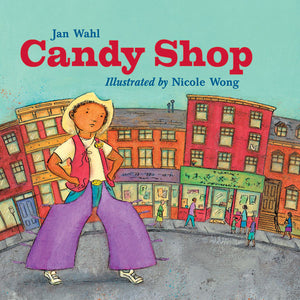Candy Shop book cover