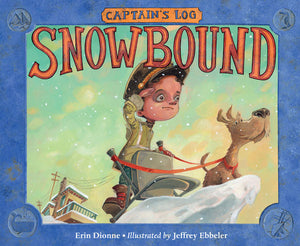 Captain's Log: Snowbound book cover