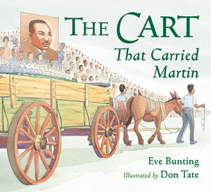 The Cart That Carried Martin book cover image