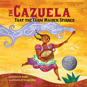 The Cazuela That the Farm Maiden Stirred book cover