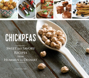 Chickpeas book cover image