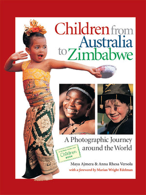 Children from Australia to Zimbabwe book cover