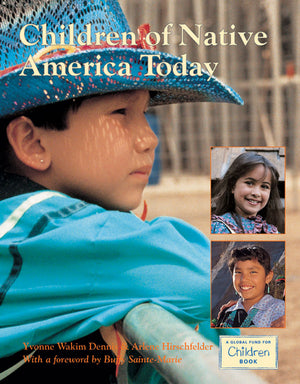 Children of Native America Today book cover