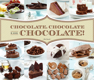 Chocolate, Chocolate & More Chocolate! book cover image