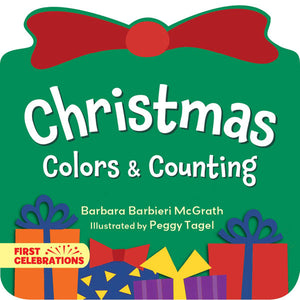Christmas Colors & Counting book cover