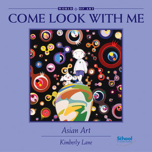 Come Look With Me: Asian Art book cover