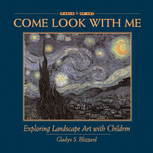 Come Look With Me: Exploring Landscape Art with Children book cover
