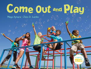 Come Out and Play book cover