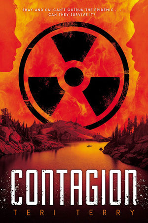 Contagion: Book I in the Dark Matter Trilogy cover image
