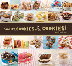 Cookies, Cookies & More Cookies! book cover image