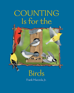 Counting is for the Birds book cover