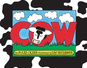 Cow book cover