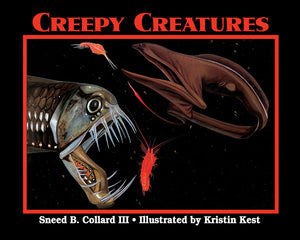 Creepy Creatures book cover