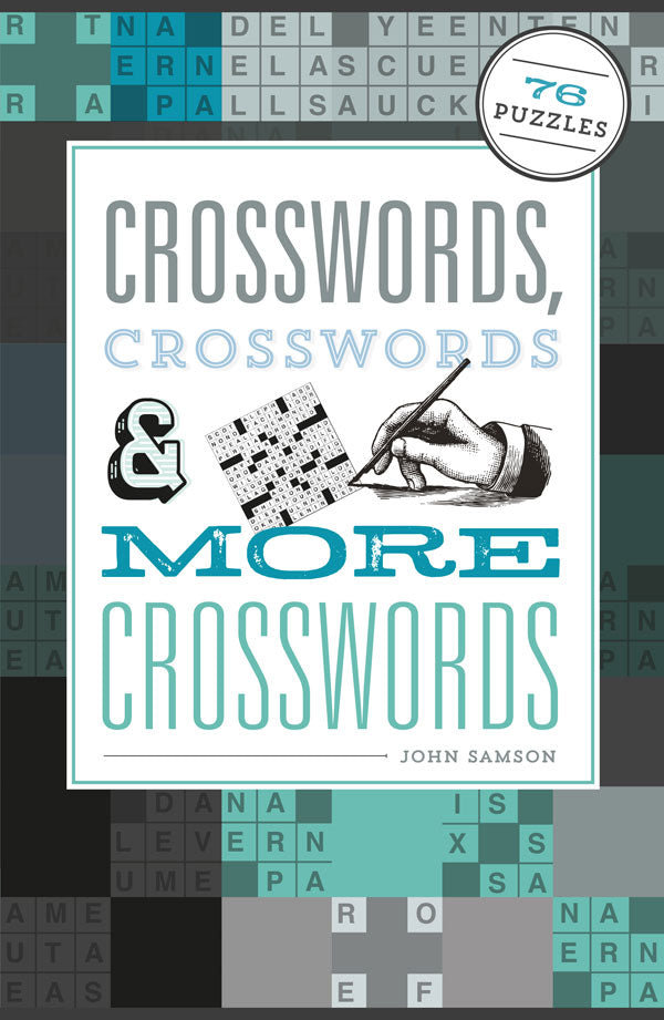 Crosswords, Crosswords, and more Crosswords