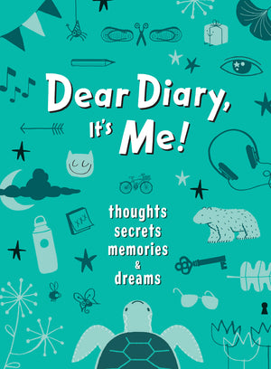 Dear Diary, It's Me! book cover