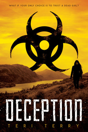 Deception: Book II in the Dark Matter Trilogy cover image
