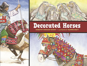 Decorated Horses book cover