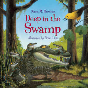 Deep in the Swamp book cover