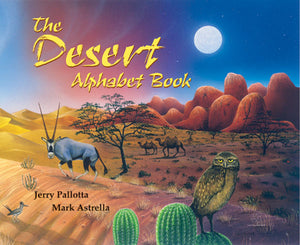 The Desert Alphabet Book cover image