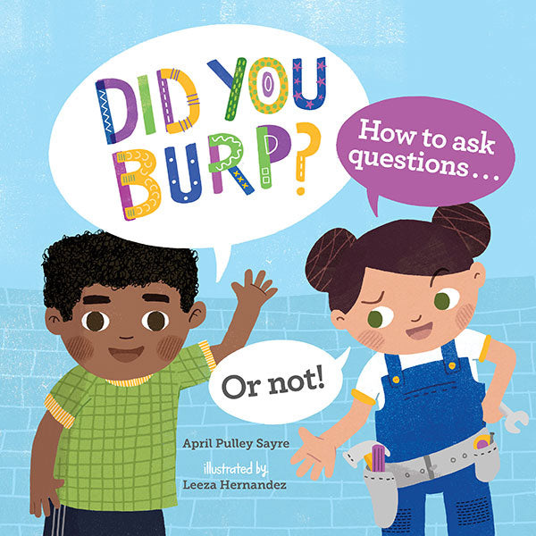 Did You Burp?