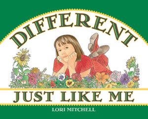 Different Just Like Me book cover