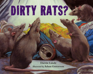 Dirty Rats? book cover