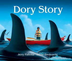 Dory Story book cover