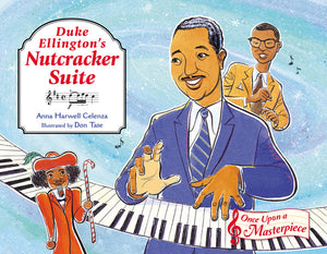 Duke Ellington's Nutcracker Suite book cover