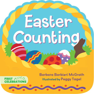Easter Counting book cover